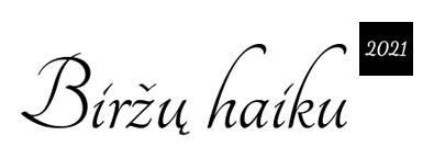 Biržų haiku
